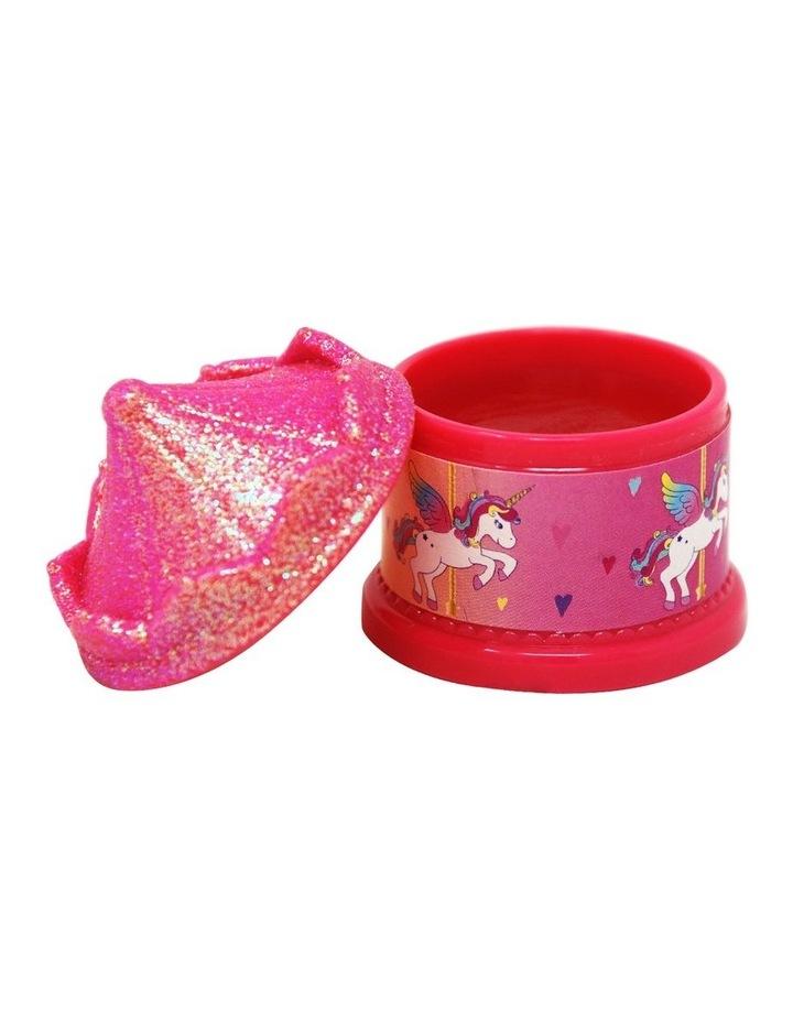 Unicorn Carousel Bubble Gum Lip Gloss image 2