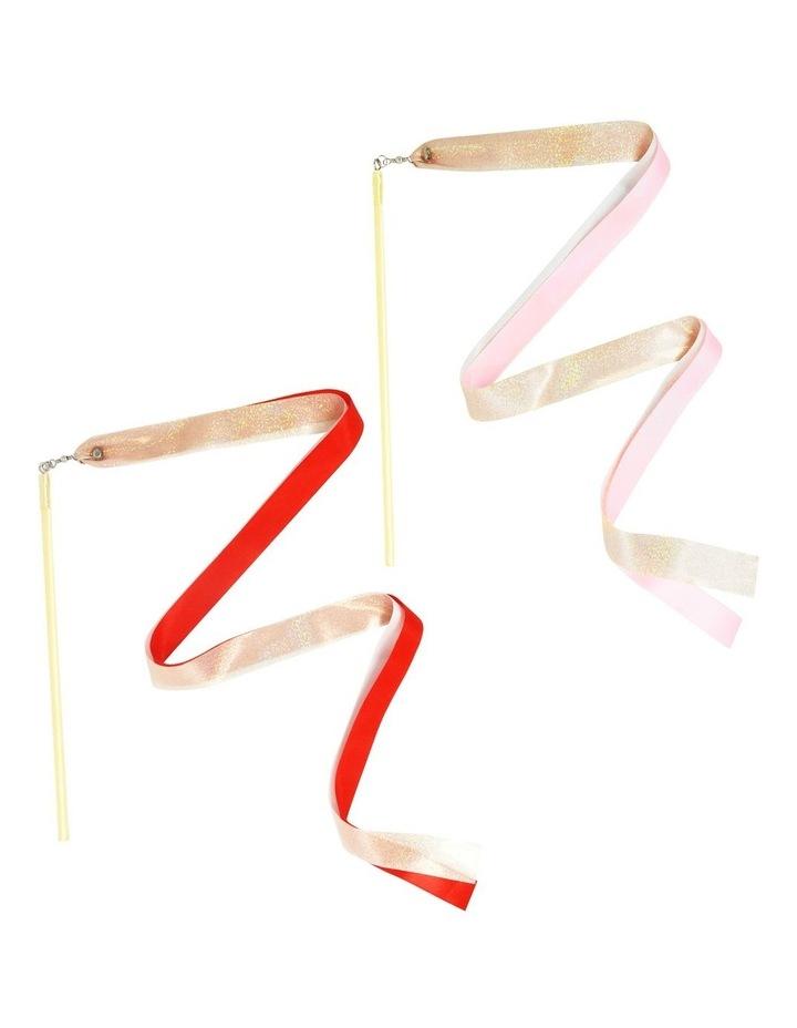 Christmas Celebration Ribbon Dance Wand image 1