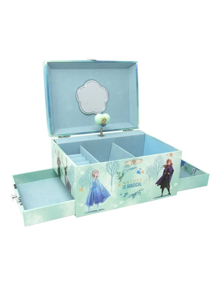 Frozen 2 Musical Jewellery Box Luxury image 2