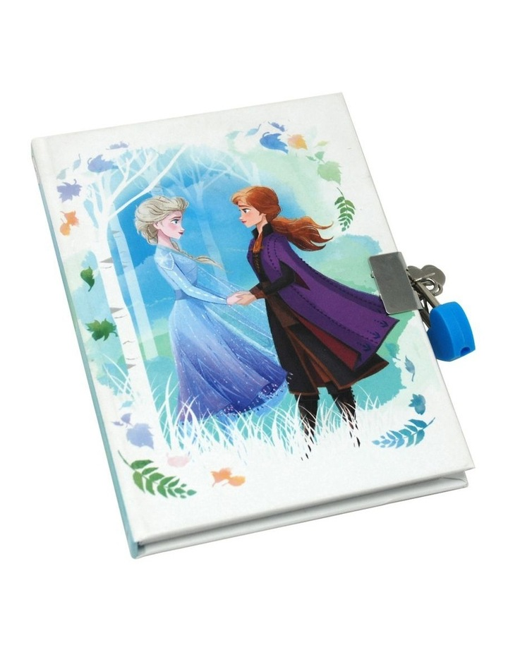 Frozen 2 Grape Scented Lockable Diary image 1
