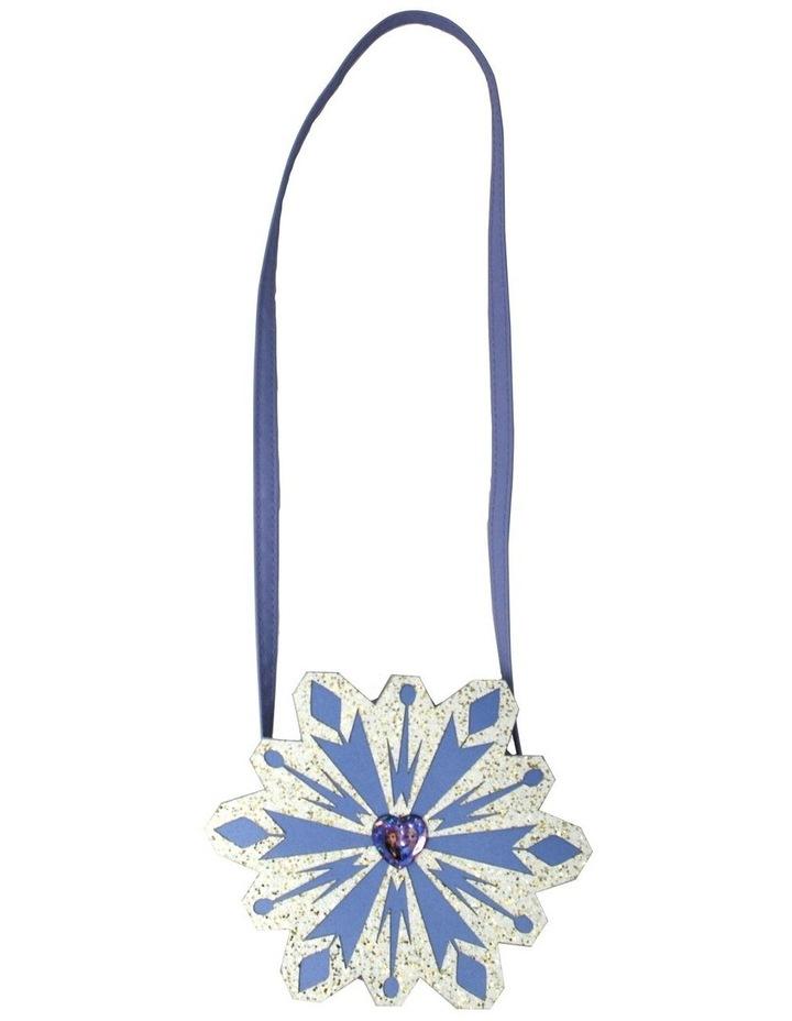 Frozen 2 Glitter Snowflake Shoulder Bag image 2