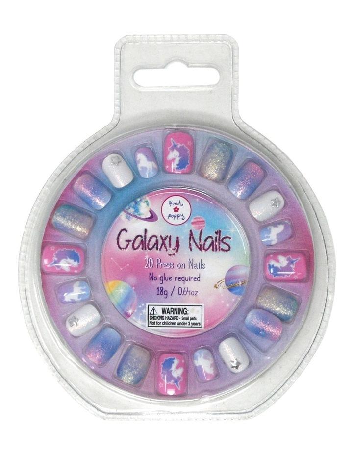 Galaxy Nails Press on Nails image 1