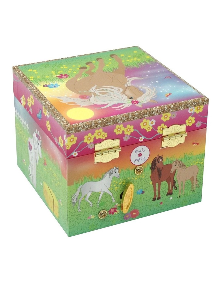 Horse Meadow Small Music Box image 4