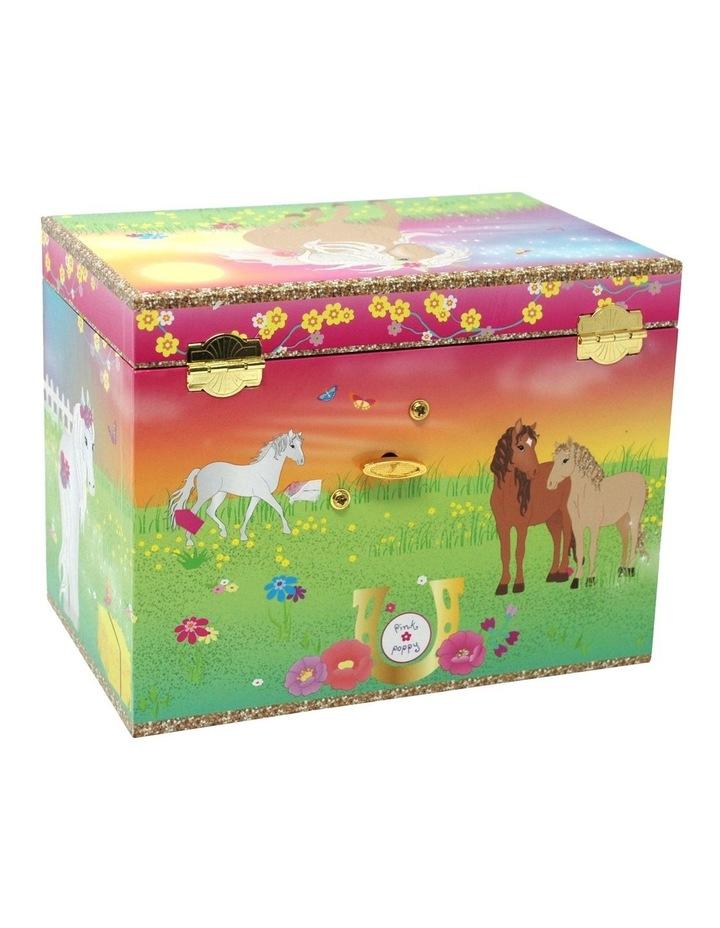 Horse Meadow Medium Music Box image 2