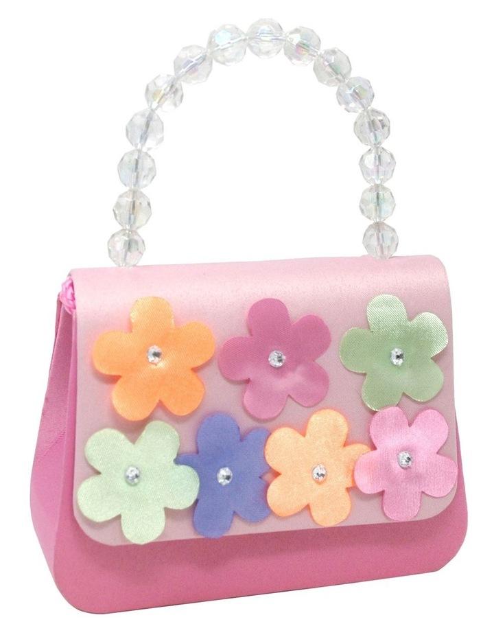Horse Meadows Hard Handbag-Pale Pink image 1