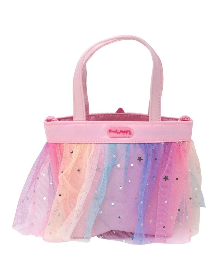 Pastel Rainbow Tutu Bucket Bag image 2