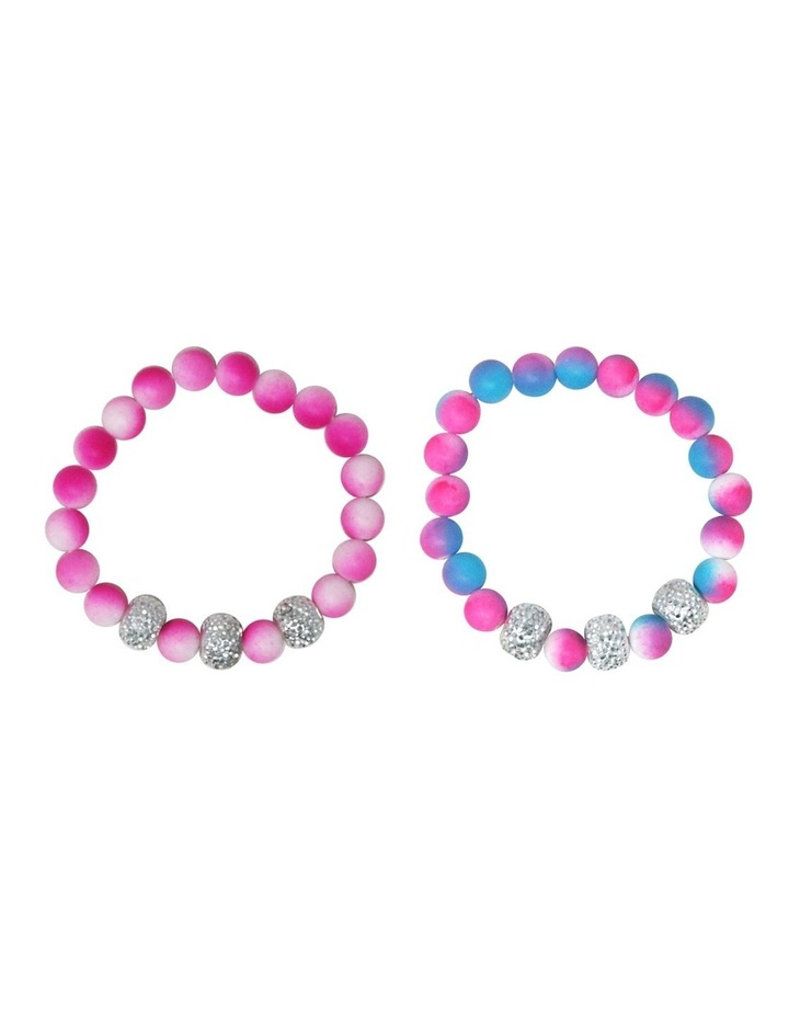 Ombre Rubber Touch Bracelet - Available in 2 Colourways image 1