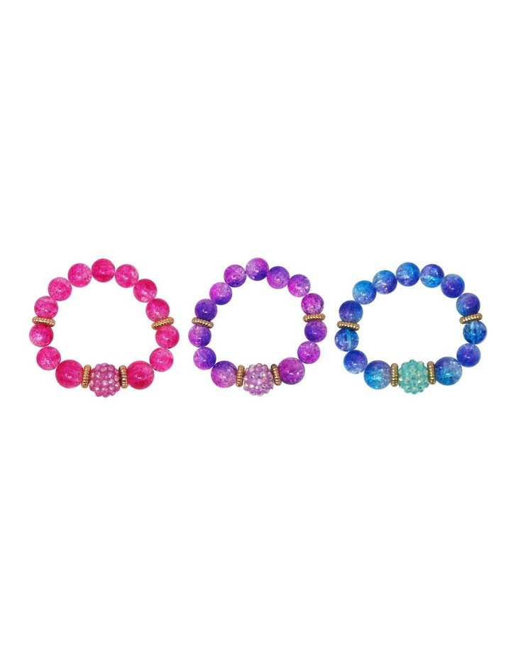 To the Moon Chunky Bracelet - Available in 3 Colourways image 1