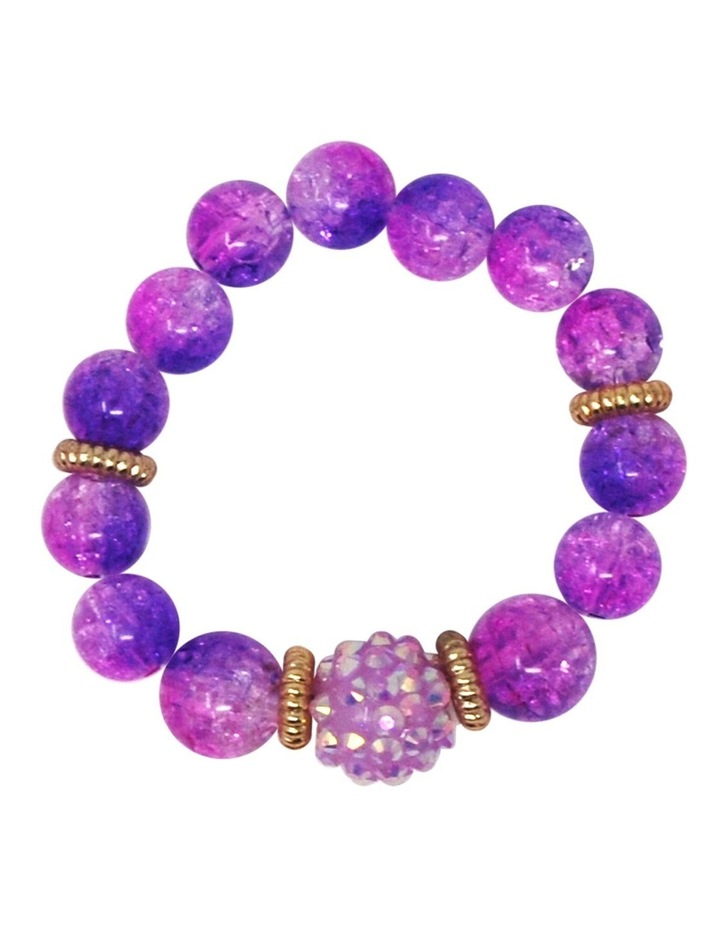 To the Moon Chunky Bracelet - Available in 3 Colourways image 3