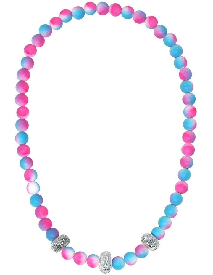 Ombre Rubber Touch Necklace - Available in 2 colourways image 3