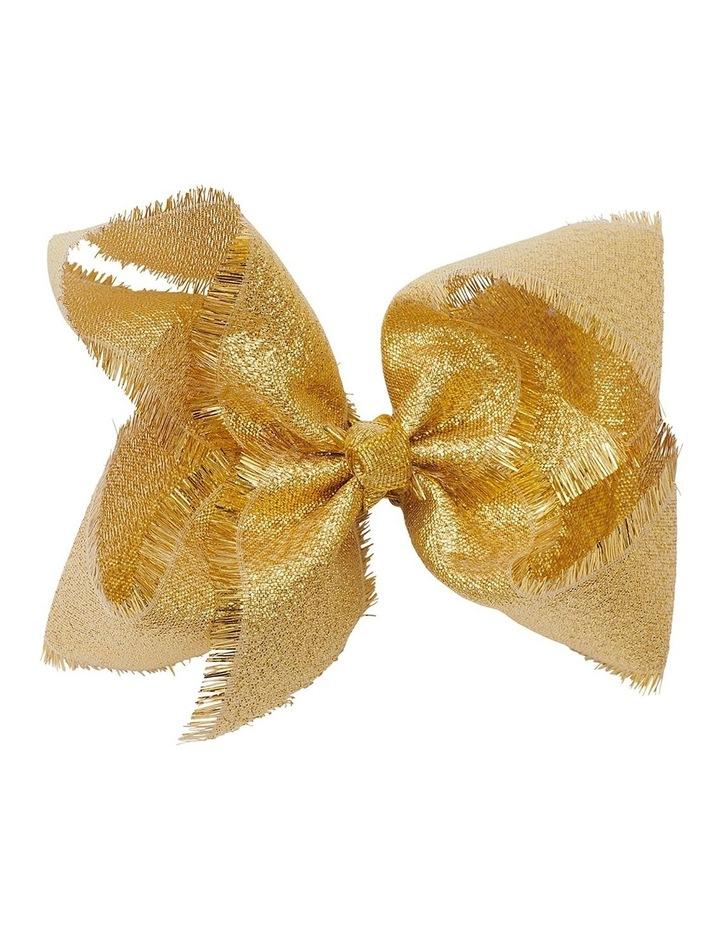 Medium Tinsel Trim - Gold image 1