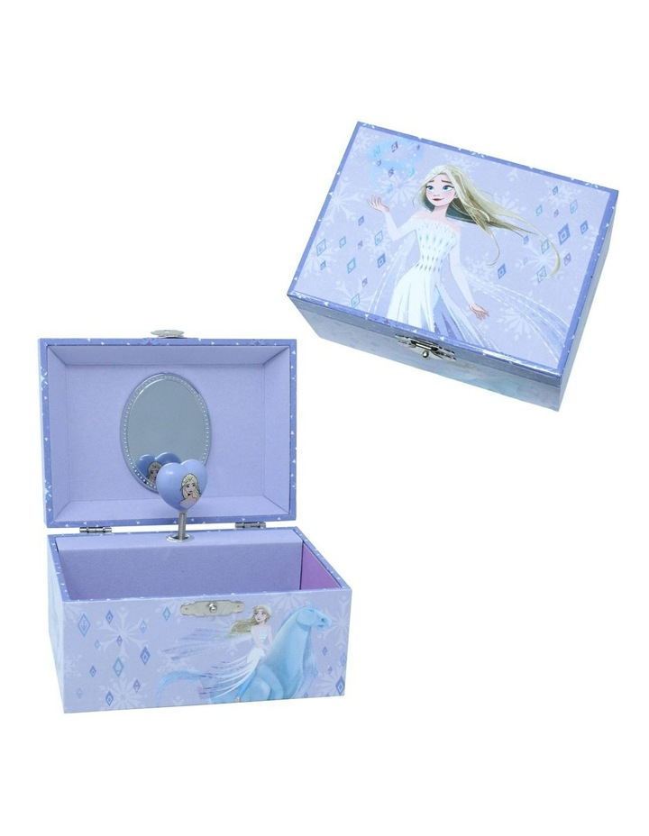 Disney Frozen 2 Elsa & The Water Horse Musical Jewellery Box image 1