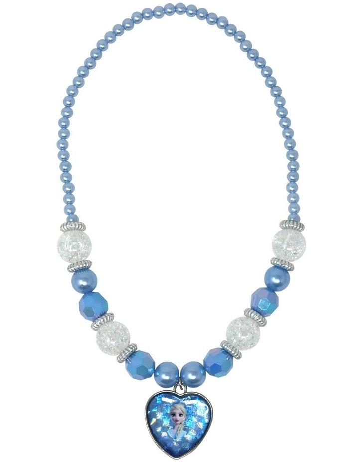 Disney Frozen 2 Elsa Necklace and Bracelet Set image 2