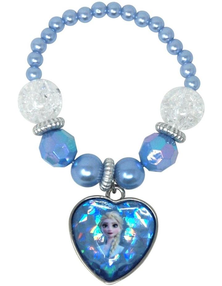 Disney Frozen 2 Elsa Necklace and Bracelet Set image 3