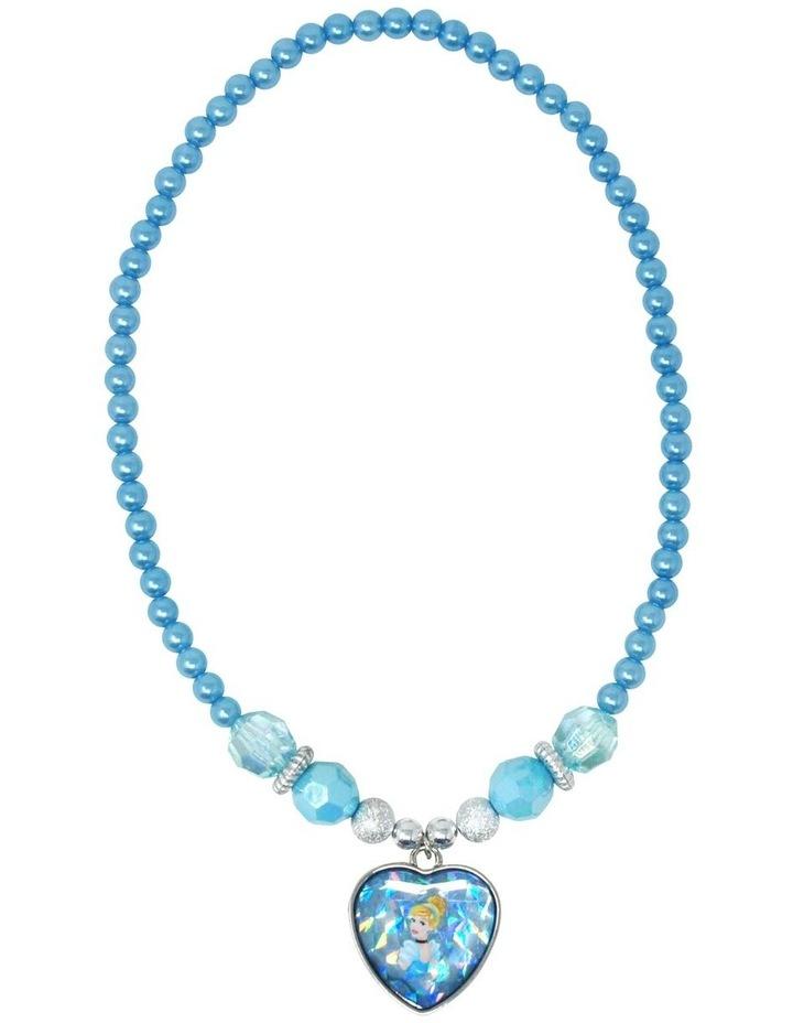 Disney Princess Cinderella Necklace & Bracelet Set image 2