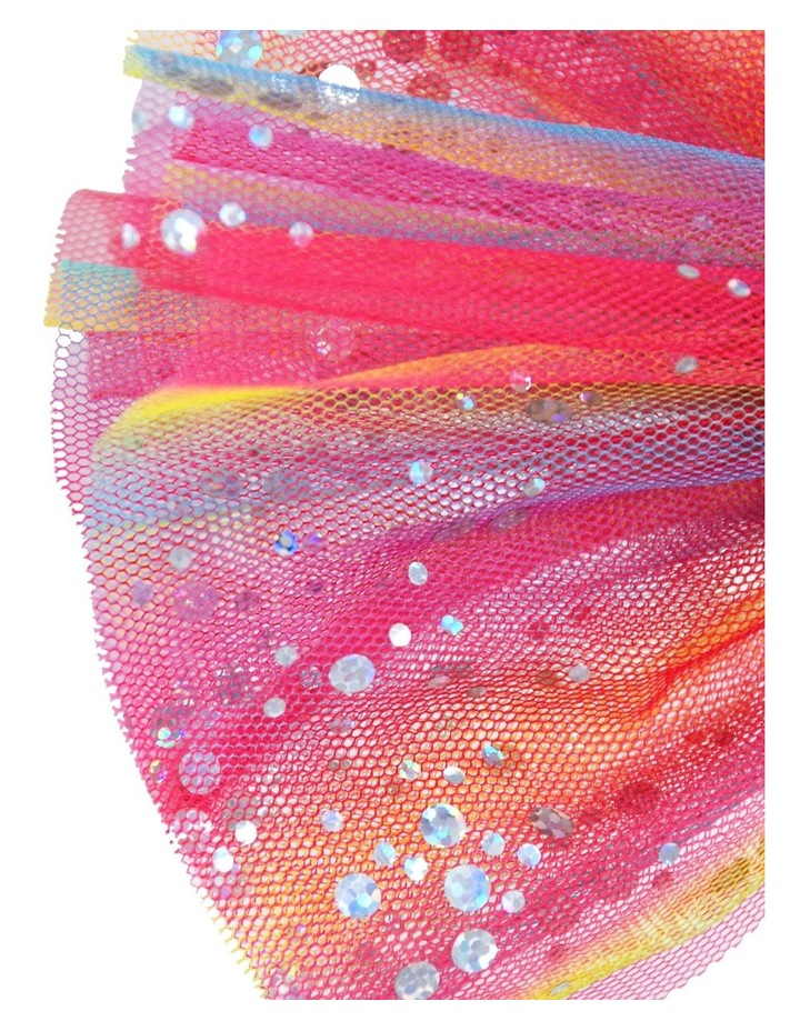 Barbie Rainbow Bow Headband image 2