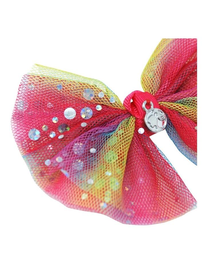 Barbie Rainbow Bow Hair Clip image 4