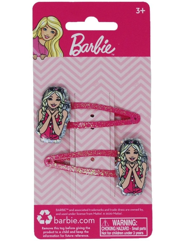 Barbie Hair Snap Clips - Available in 2 Colourways image 1