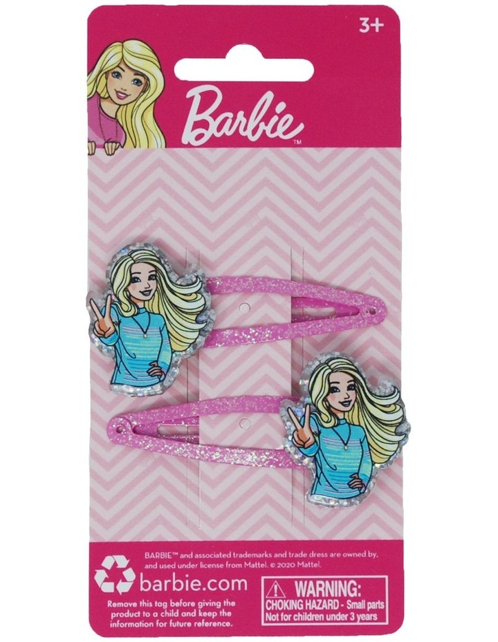 Barbie Hair Snap Clips - Available in 2 Colourways image 2