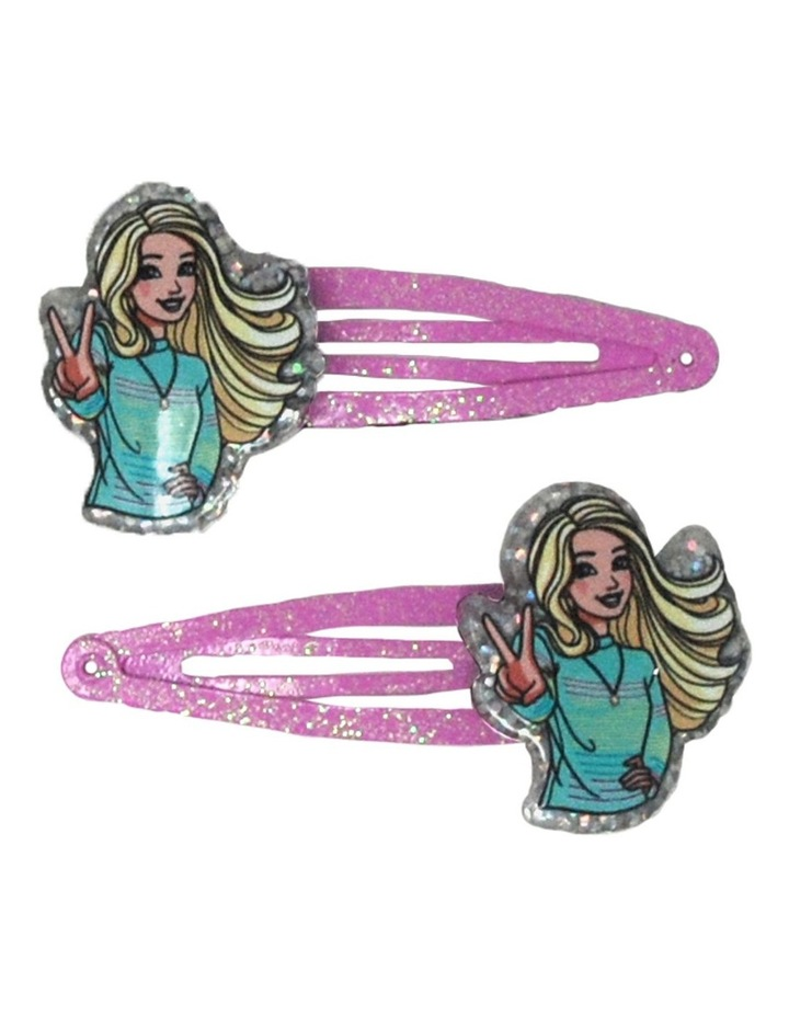 Barbie Hair Snap Clips - Available in 2 Colourways image 3