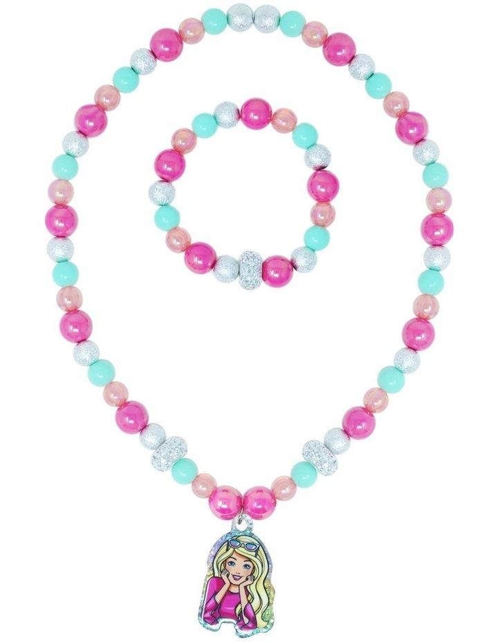 Barbie Necklace & Bracelet Set image 2