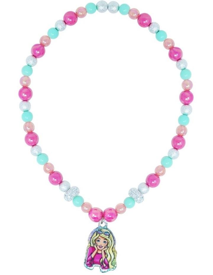 Barbie Necklace & Bracelet Set image 3