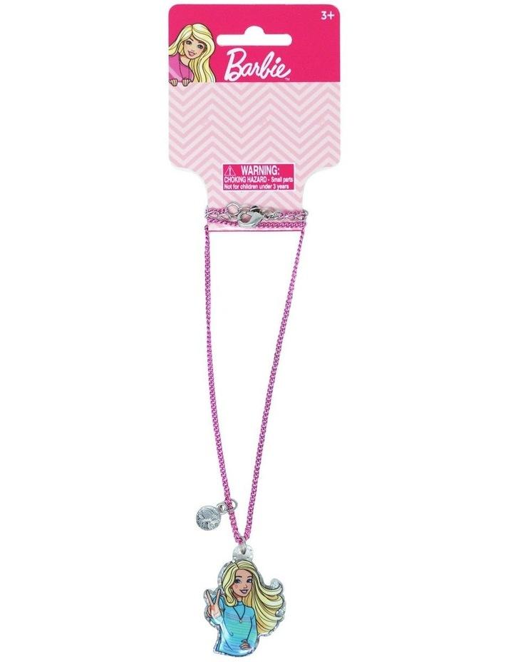 Barbie Pendant Necklace image 1