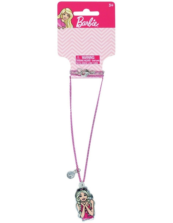 Barbie Pendant Necklace image 2