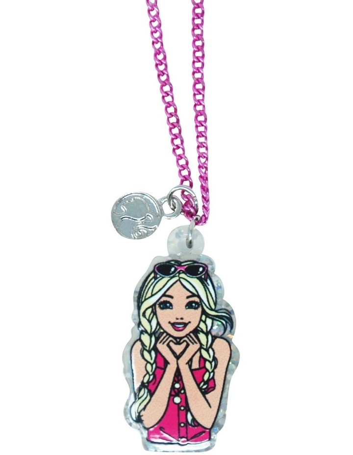 Barbie Pendant Necklace image 3