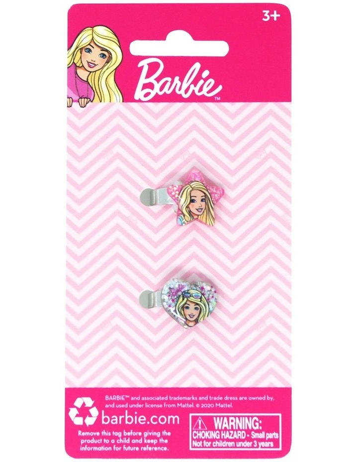 Barbie 2 Piece Ring Set image 1