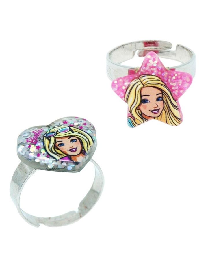 Barbie 2 Piece Ring Set image 2