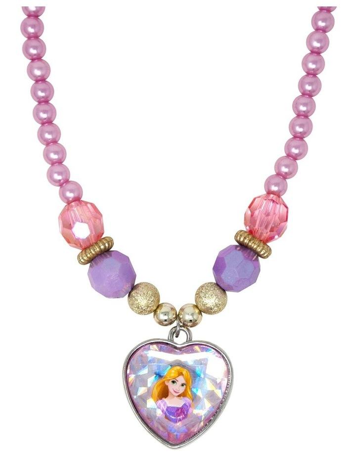 Disney Princess Rapunzel Necklace & Bracelet Set image 3