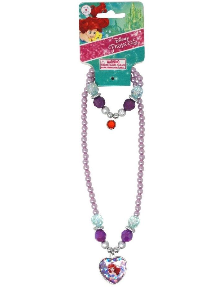 Disney Princess Ariel Necklace & Bracelet Set image 1