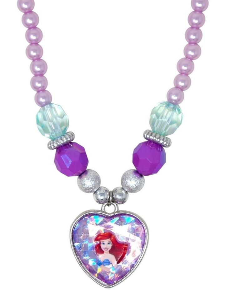 Disney Princess Ariel Necklace & Bracelet Set image 3