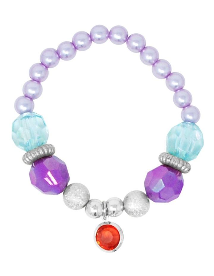 Disney Princess Ariel Necklace & Bracelet Set image 4