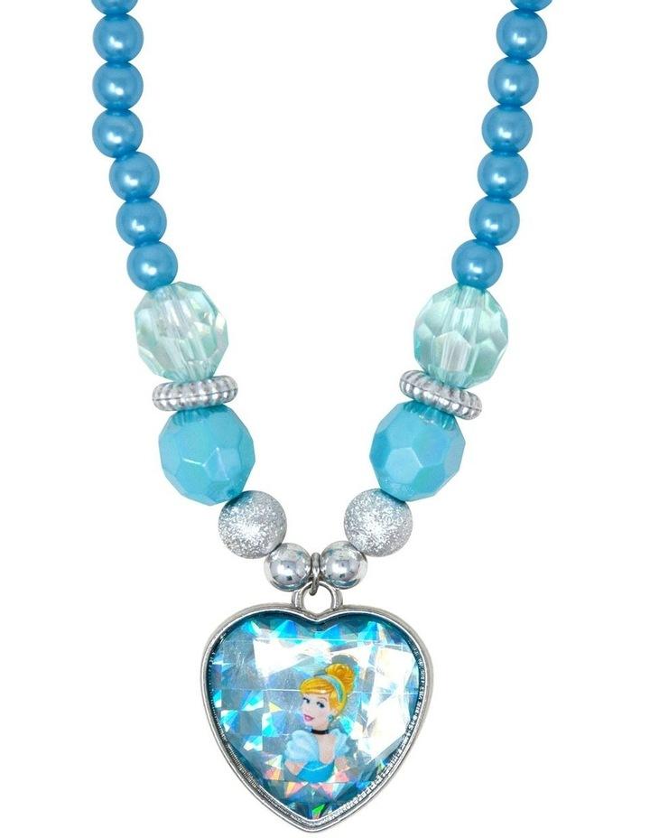 Disney Princess Cinderella Necklace & Bracelet Set image 3