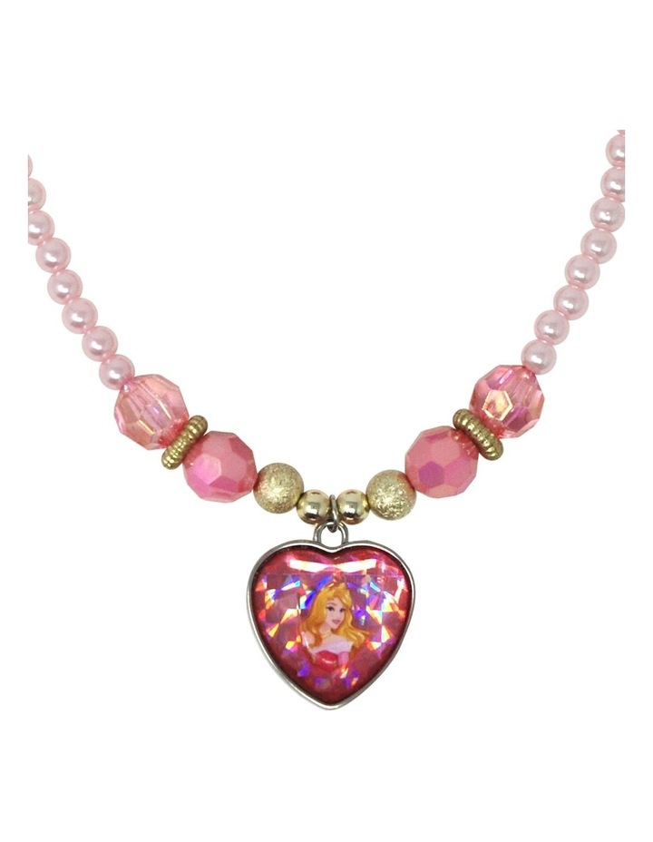 Disney Princess Aurora  Necklace & Bracelet Set image 4