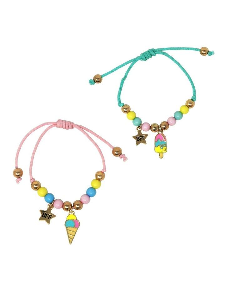 Sweet Treats BFF Cord Bracelet Set image 1
