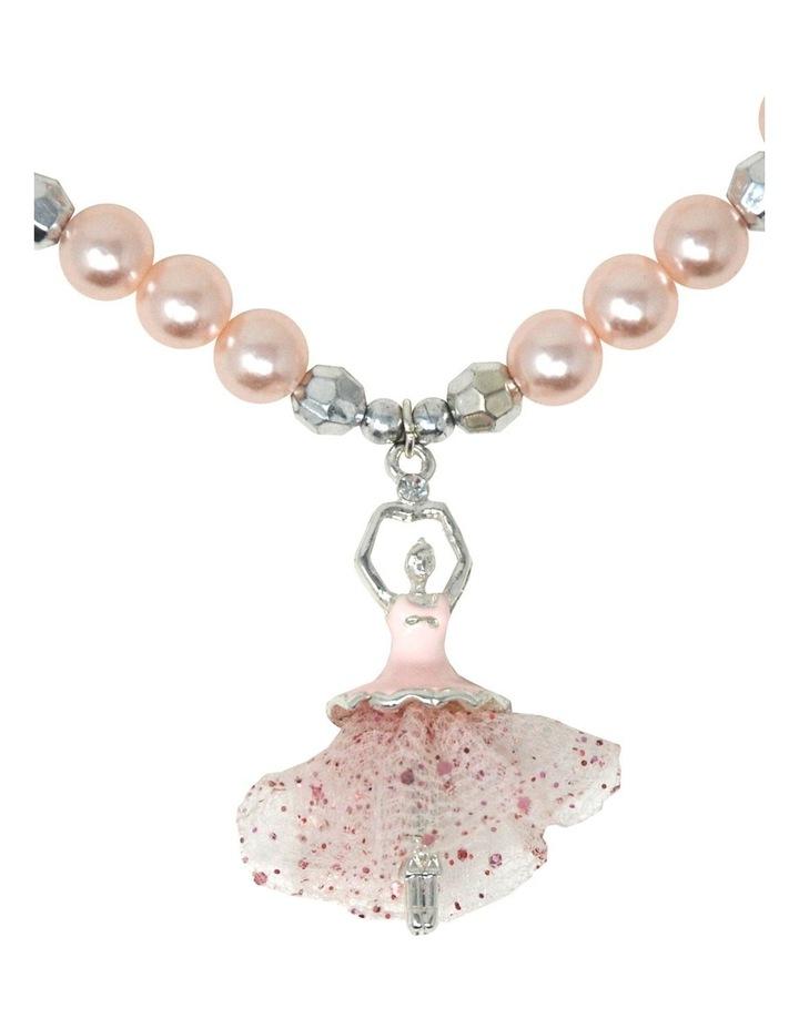 Little Ballet Dancer Necklace & Bracelet Set image 3