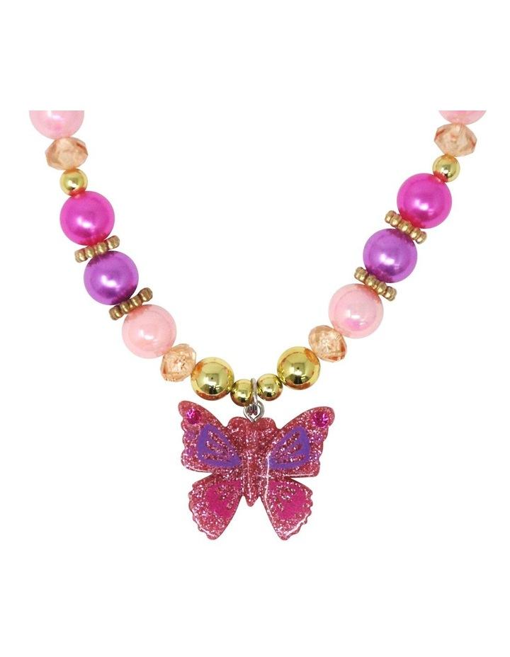 Butterfly Skies Necklace & Bracelet Set image 2