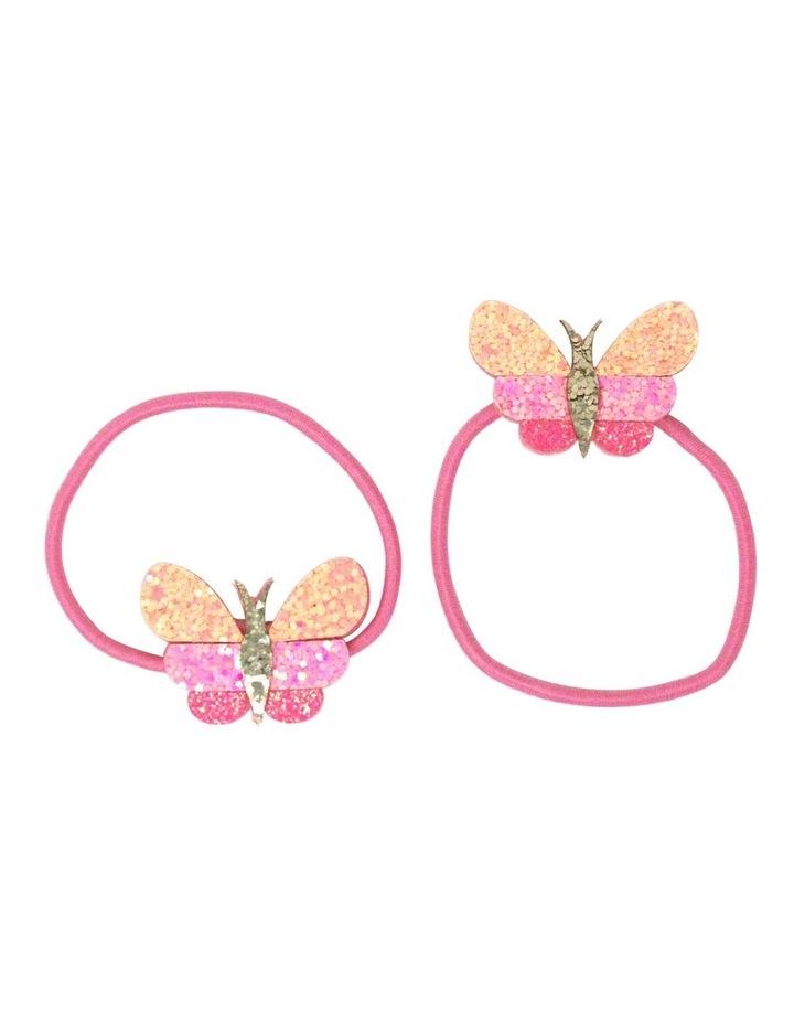 Butterfly Skies Hair Elastics image 1