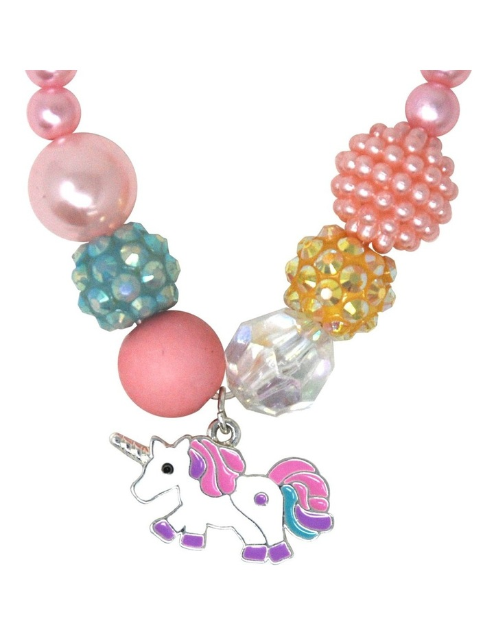 My Little Unicorn Necklace - Available in 2 Colourways. Each sold separately image 3