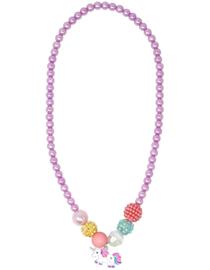 My Little Unicorn Necklace - Available in 2 Colourways. Each sold separately image 4