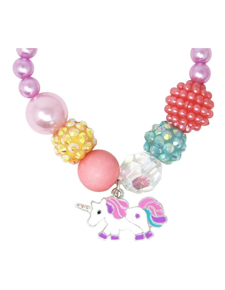 My Little Unicorn Necklace - Available in 2 Colourways. Each sold separately image 5