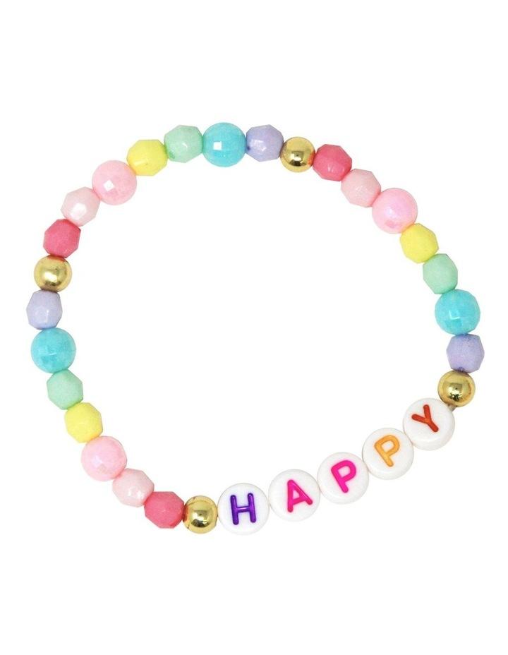 Smile Be Happy Bracelet Duo image 2