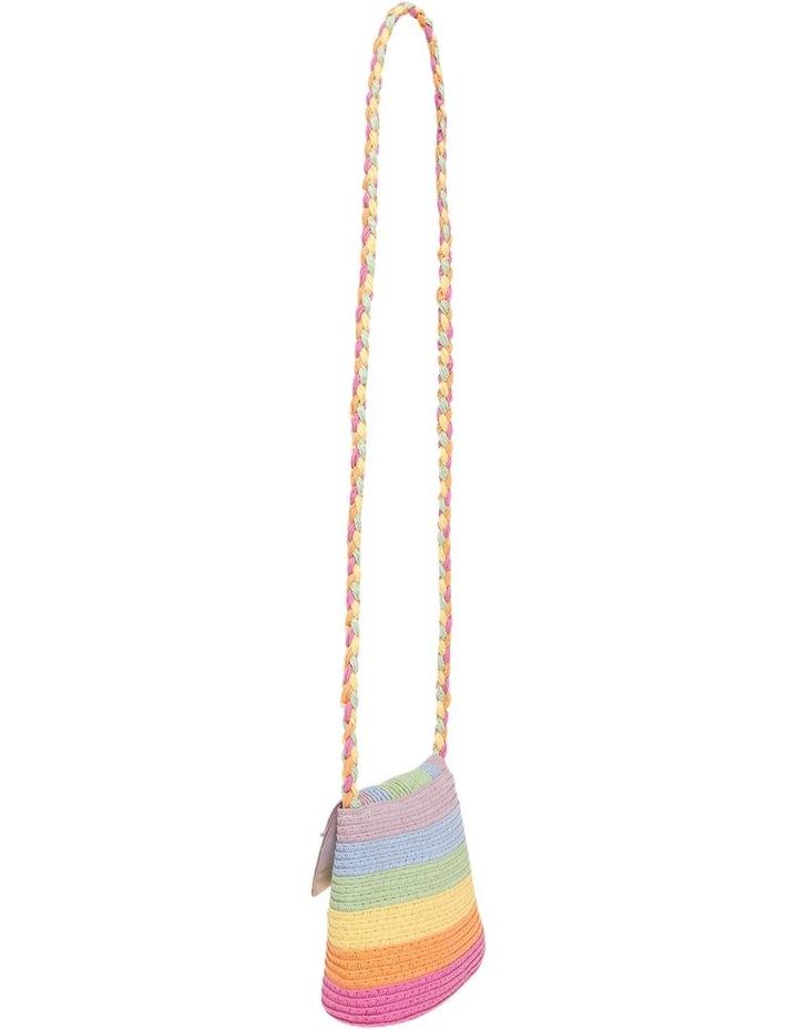 Straw shoulder bag image 2