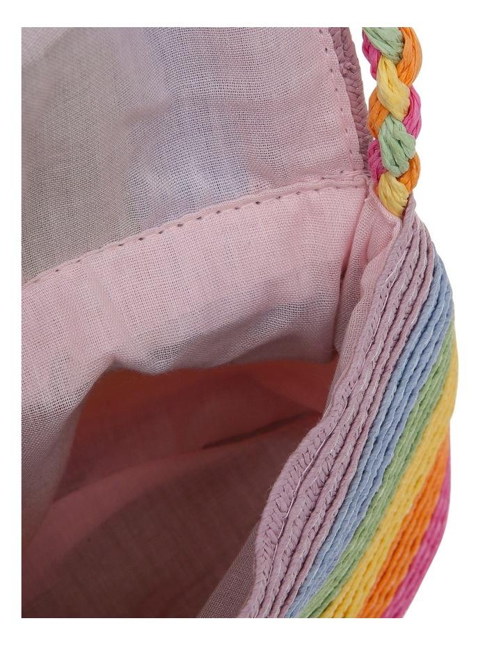 Straw shoulder bag image 4