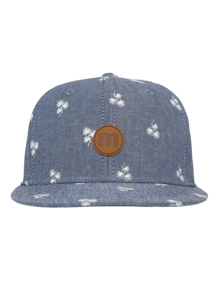 Boys denim cap image 1