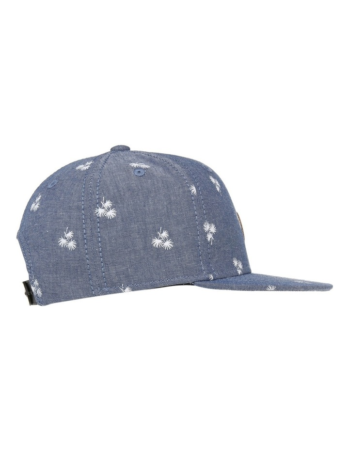 Boys denim cap image 2