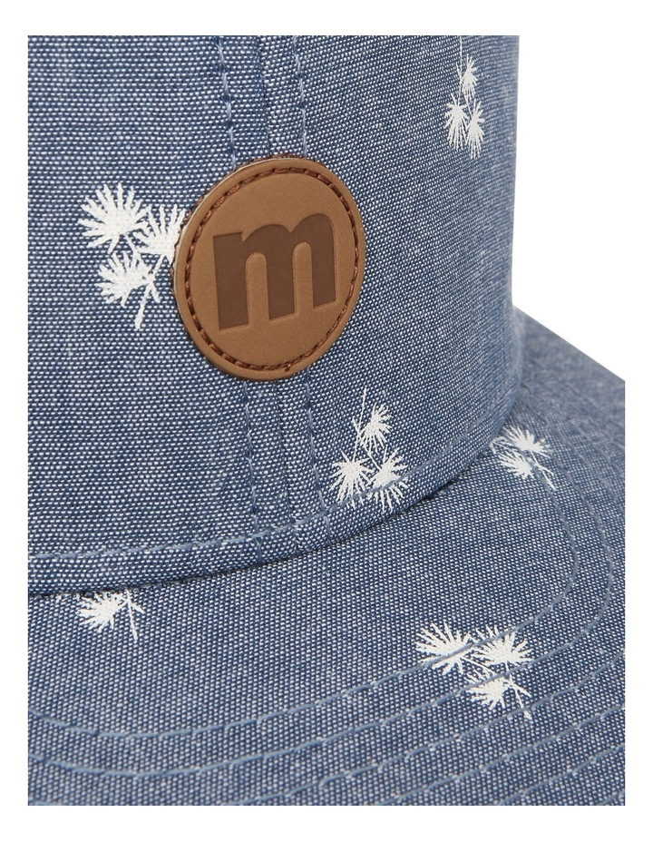 Boys denim cap image 4